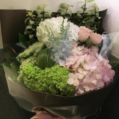 KS2C・My Engagement Bouquet・求婚永生花